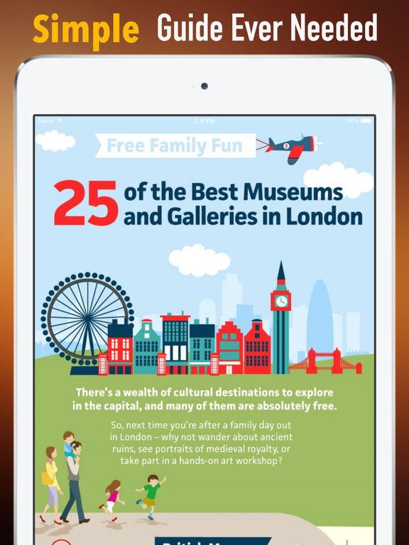 Britain Travel:Raiders,Guide and Diet screenshot 7