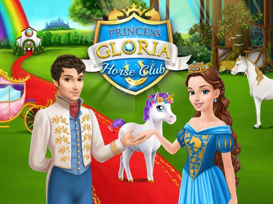 Princess Gloria Horse Club - No Ads screenshot 6