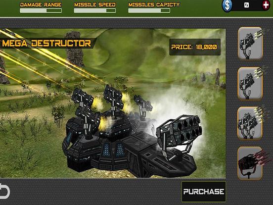 Cruise : Modern Missile Warfare 3D screenshot 4