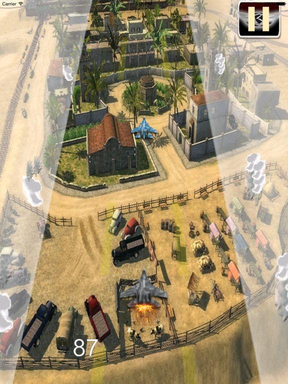 Aircraft Race Combat Flight - Iron Fleet Air Force F18 Jet Fighter Plane Game screenshot 7