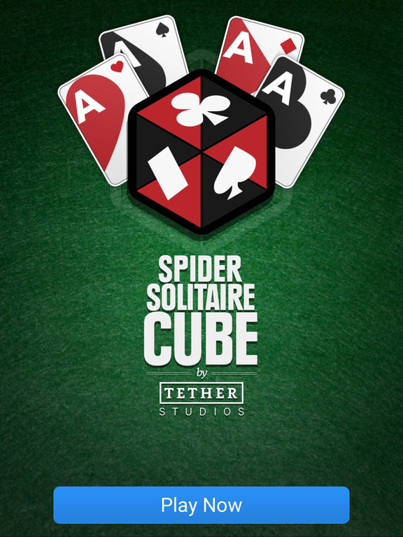 Spider Solitaire Cube screenshot 6