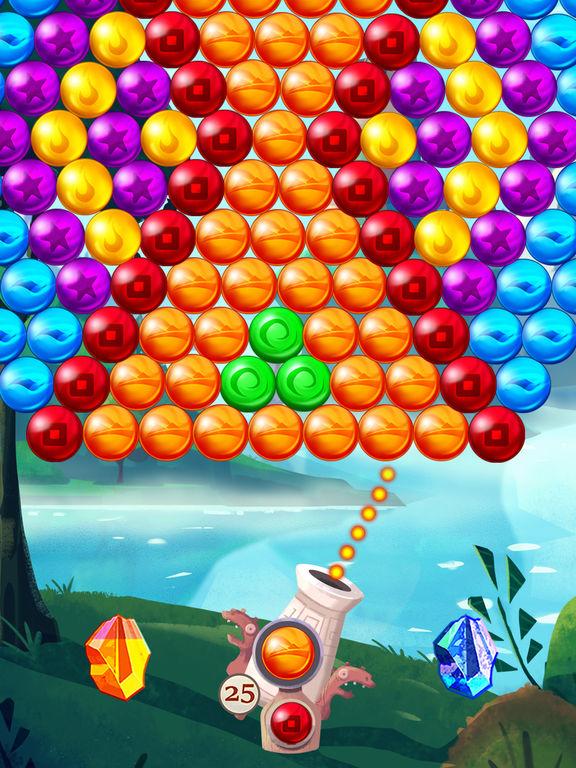 Viking Pop Bubble Shooter screenshot 10
