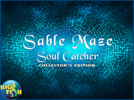 Sable Maze: Soul Catcher HD - A Mystery Hidden Object Game screenshot 5