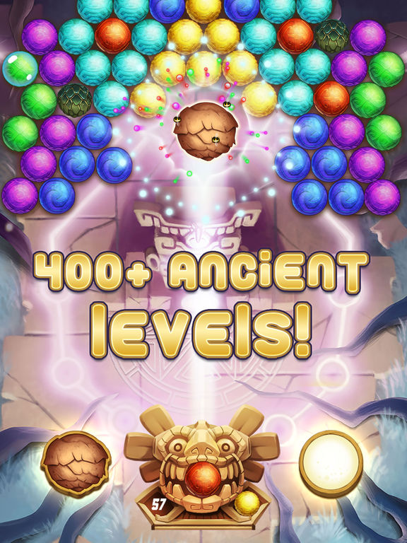 Bubble Shooter Totem screenshot 6