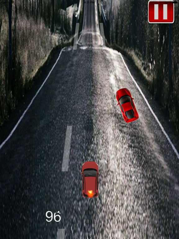Highway Traffic Supercar - Furious Posted Speed Limit screenshot 9