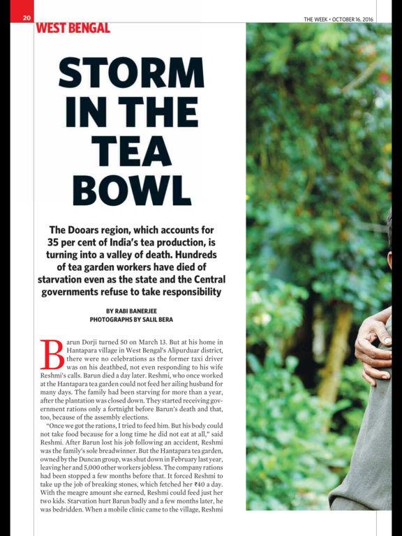The Week Magazine India screenshot 7
