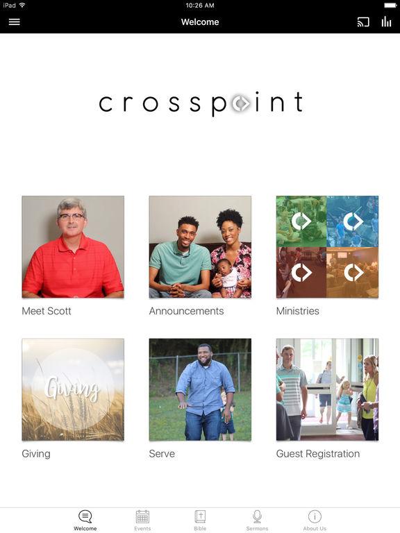 CrossPoint - Starkville screenshot 4