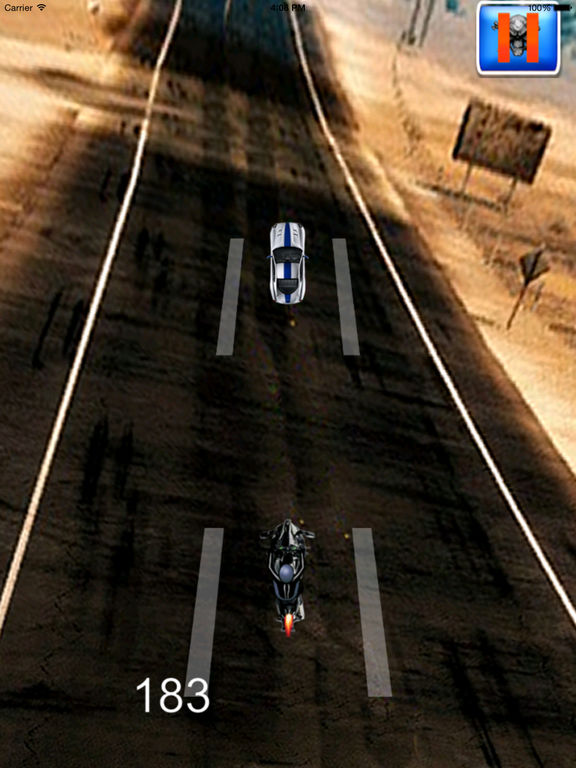 An Internal Energy Of Motorcyclists - Awesome Stunt Of Game screenshot 8