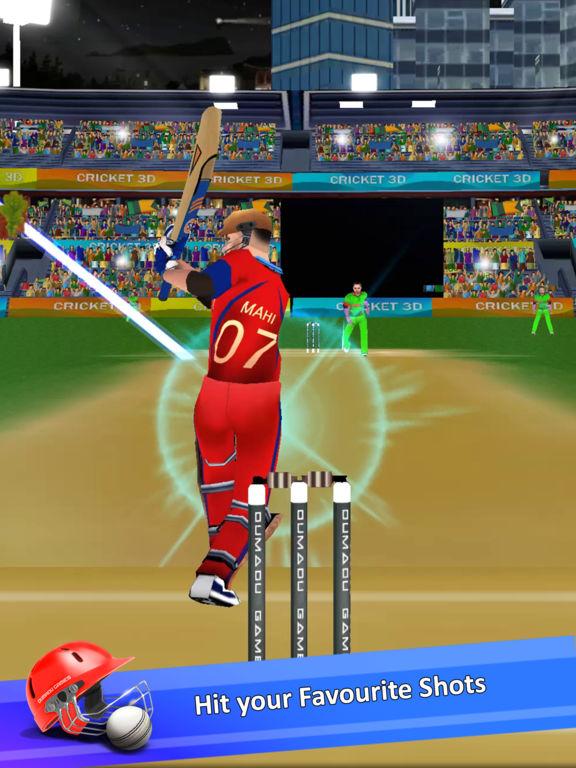 Slog Cricket - unlimited Power-play Hits screenshot 9