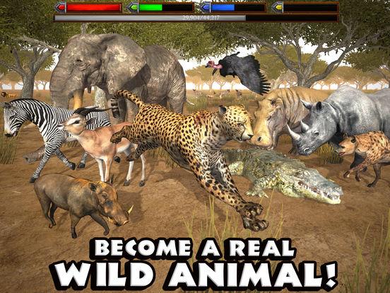 Ultimate Savanna Simulator screenshot 6