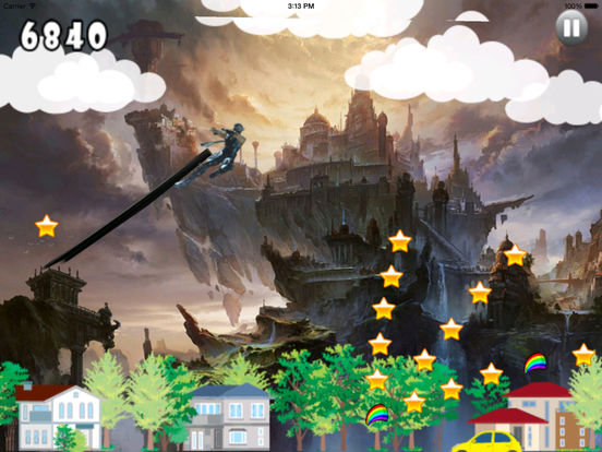 A Ninja Spiral Jump - Amazing Jumping Mobile Game screenshot 7