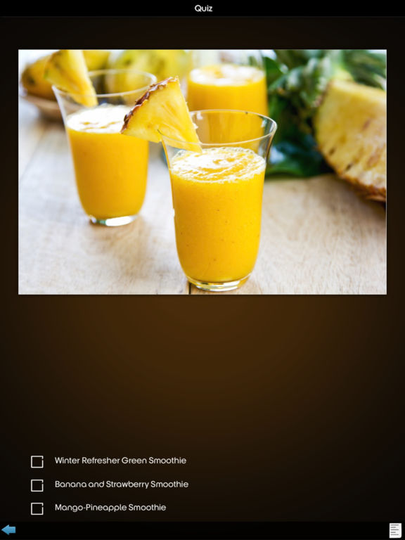 Smoothie Recipes Info Kit screenshot 9