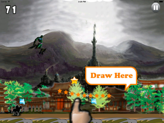 City Remote Jump PRO - Flying Chase Amazing screenshot 8