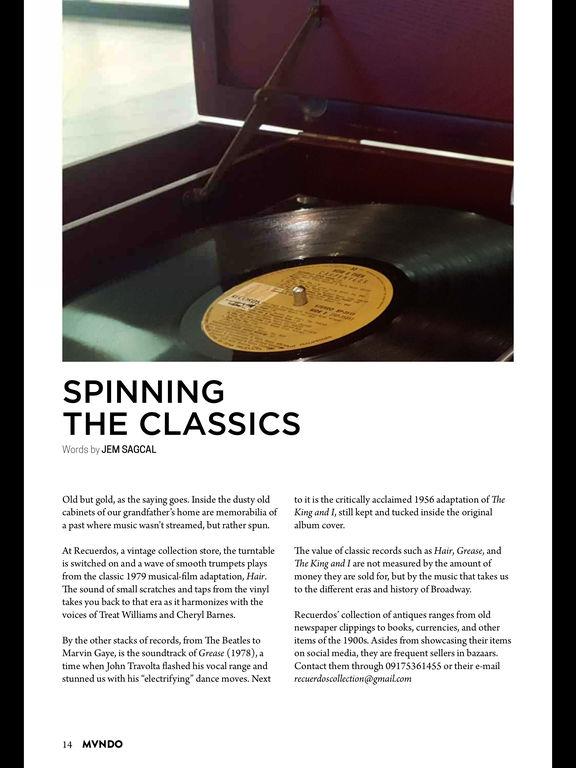 MVNDO Magazine screenshot 9