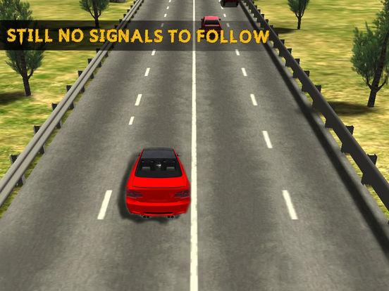 City Highway Racer Car Fast Traffic - Real Games screenshot 7
