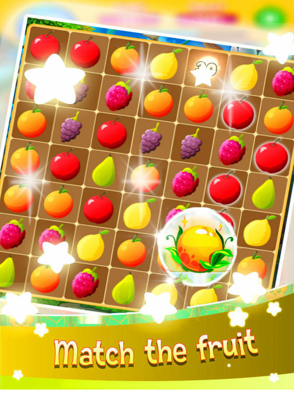 Line Fruit Puzzle screenshot 4