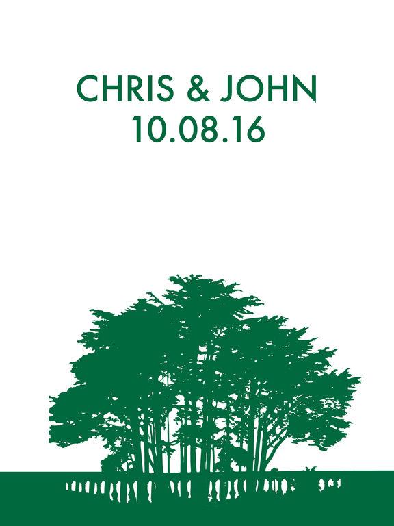 Chris & John's Wedding screenshot 4