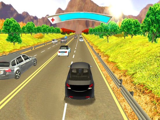 City Traffic Racer 3D screenshot 4