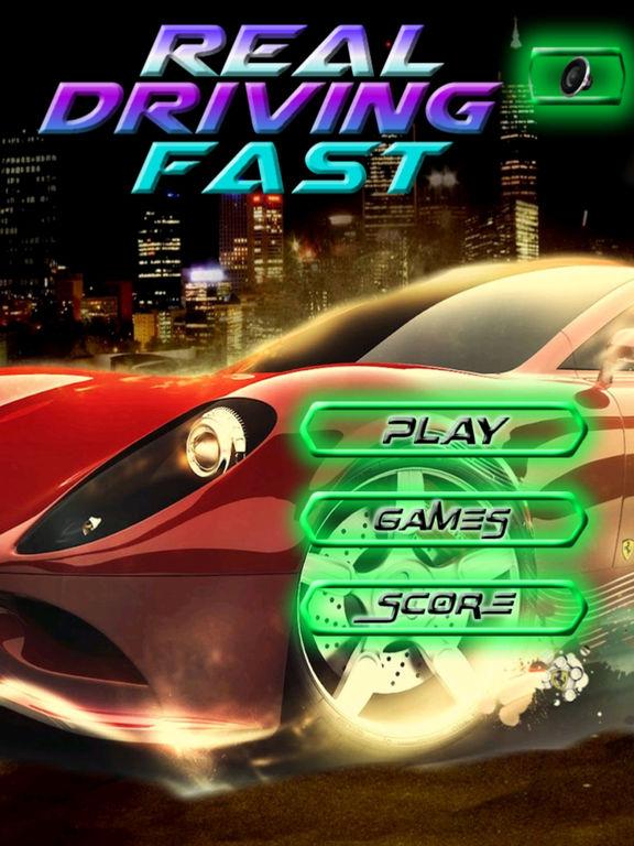 Real Driving Fast - Xtreme Adrenaline Rivals screenshot 7