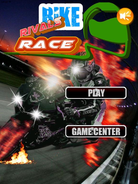 Bike Rivals Race HD Pro - Fun Motorcycle Racing screenshot 6
