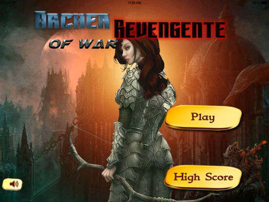 Archer Revengente Of War - Quick Shudder Arrow Game screenshot 6