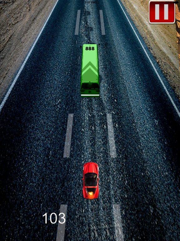 Crazy For Speed In Highway Pro - A Hypnotic Game Of Driving screenshot 9