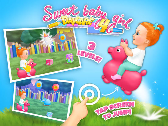 Sweet Baby Girl Daycare 4 - No Ads screenshot 10