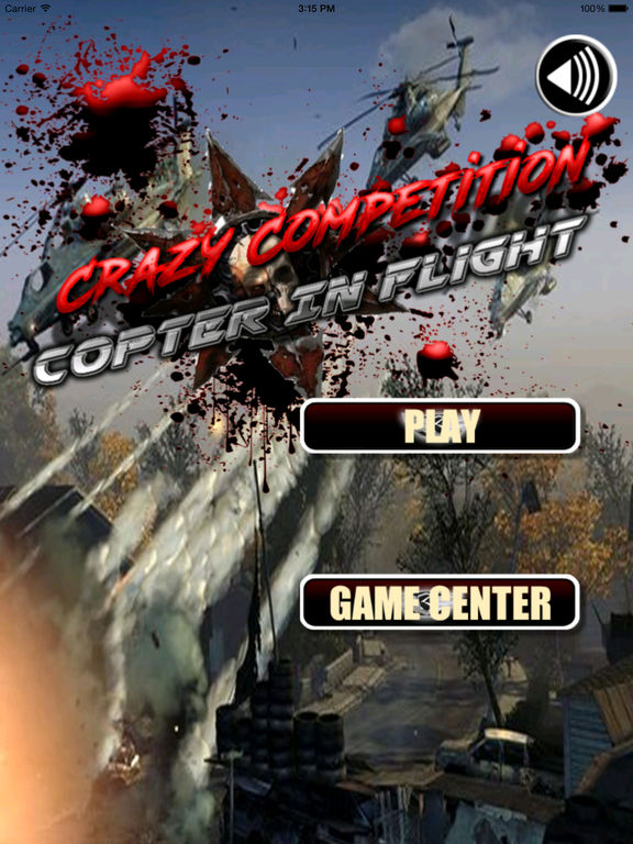A Crazy Competition Copter In Flight Pro - A Helicopter Hypnotic X-treme Game screenshot 6