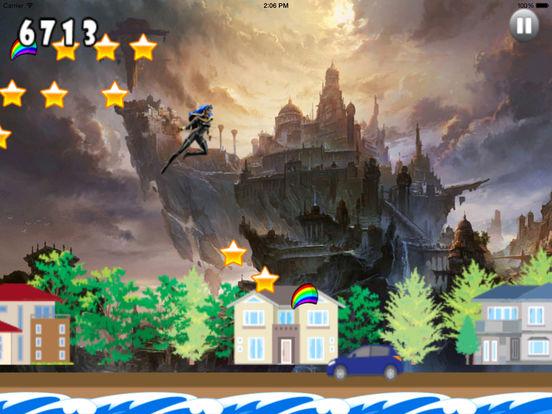 A Mega Jump Girl - Insanely addictive Game screenshot 10