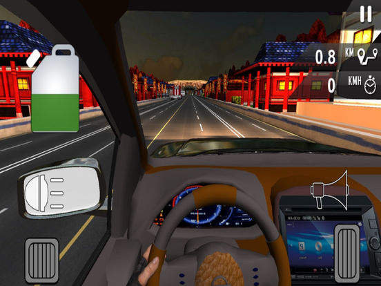 Airborn City Traffic Race : New Top 3D Game screenshot 6