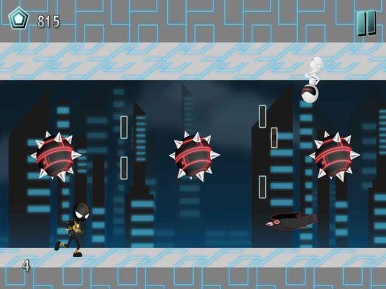 Absolute Stickman - Zero Gravity Edition screenshot 8
