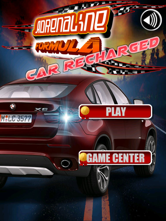 Adrenaline Formula Car Recharged - Speed Off Law screenshot 6