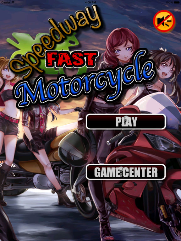 A Speedway Fast Motorcycle - Game Speed screenshot 6