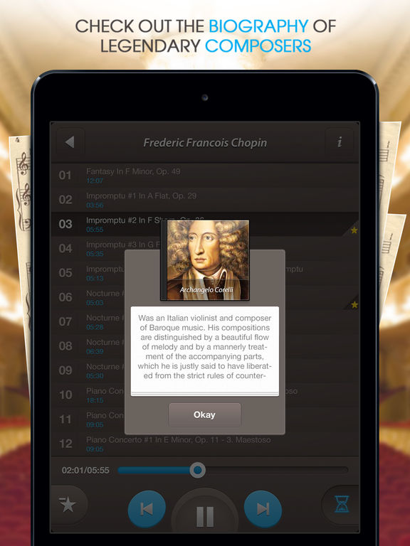 Classical Music Collection Exclusive screenshot 6