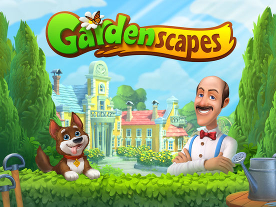 Gardenscapes screenshot 10