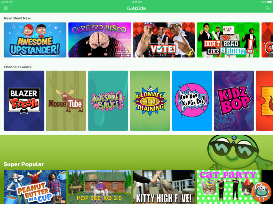 GoNoodle - Kids Videos screenshot 6
