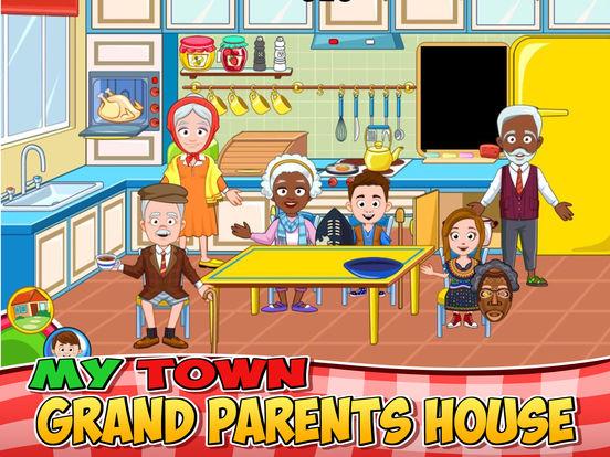 My Town : Grandparents screenshot 6