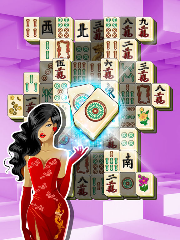 Mahjong 3D - Classic Mahjongg Dimensions Unblocked screenshot 7