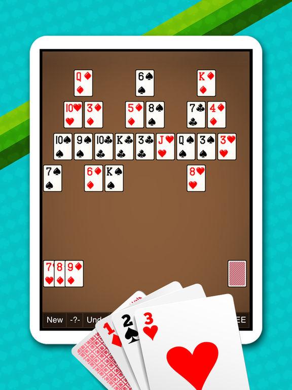 Tripeaks Solitaire Plus - Classic Solitaire Blitz screenshot 6