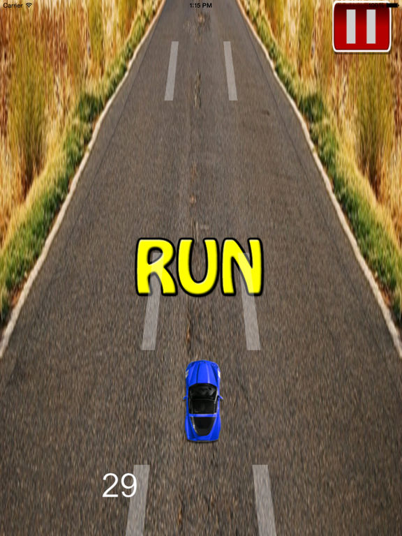 A Super Fast Car Race - Fury On The Road screenshot 7
