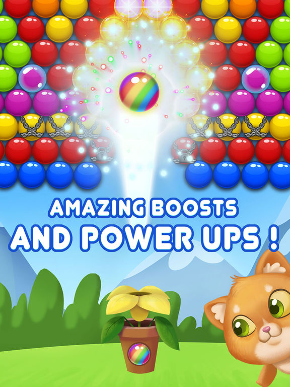 Bubble Shooter! Cat screenshot 8