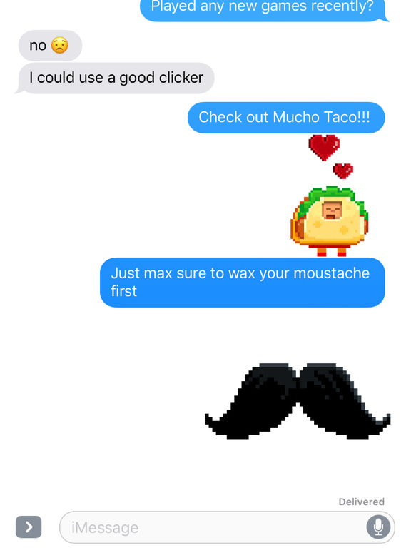 Mucho Taco Sticker Pack screenshot 6