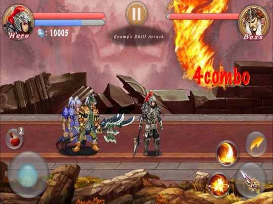 ARPG Blood Honour Pro screenshot 6