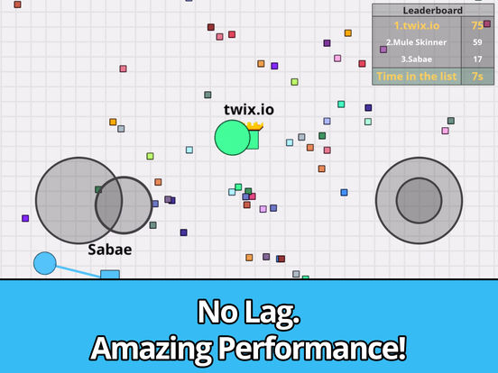 Twix.io Slap & Smash Cells screenshot 9