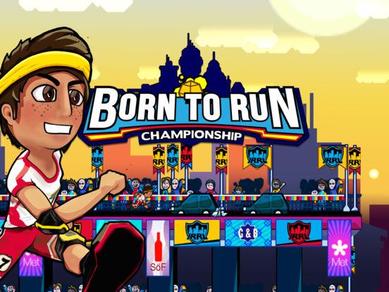 Born to Run (International) screenshot 6