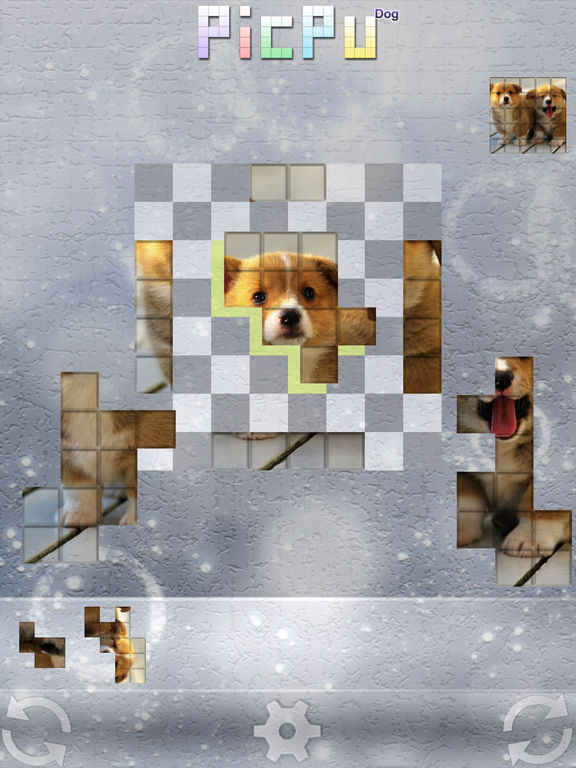 PicPu - Dog Picture Puzzle screenshot 7
