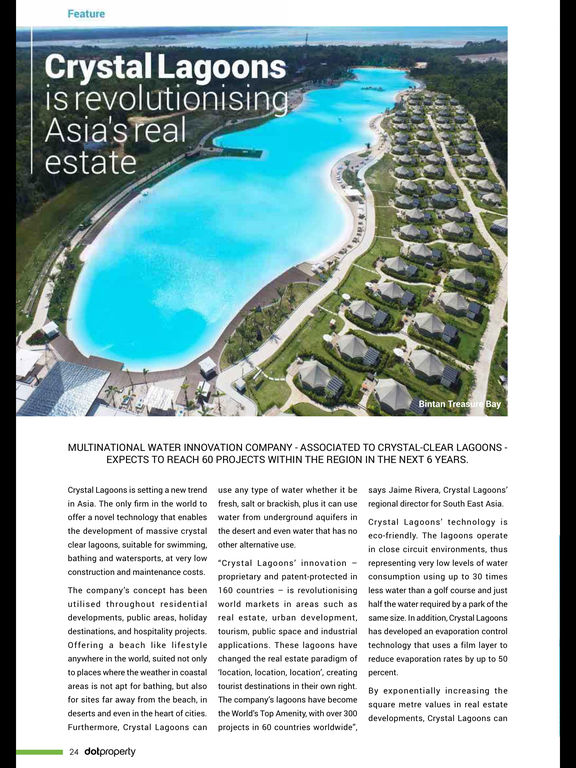 Dot Property Magazine screenshot 9