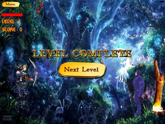 Bright Elf Archer Pro - A Glowing Magic Bow screenshot 8
