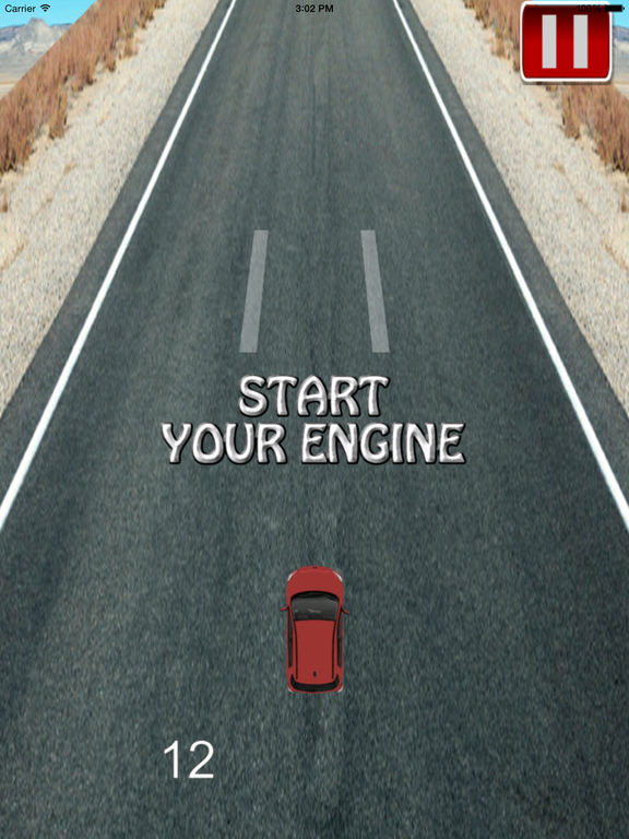Race Car Without Frontiers - Addictive Extreme Speed screenshot 7