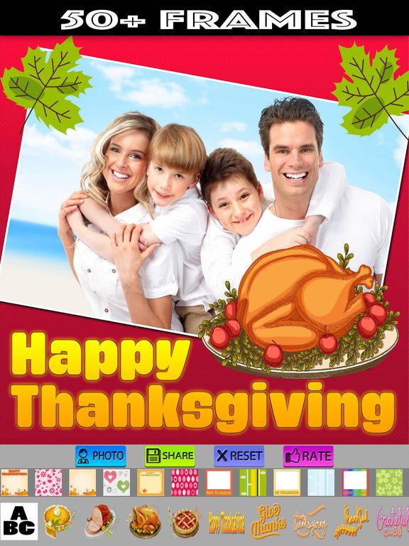 Thanksgiving Greeting Cards screenshot 5